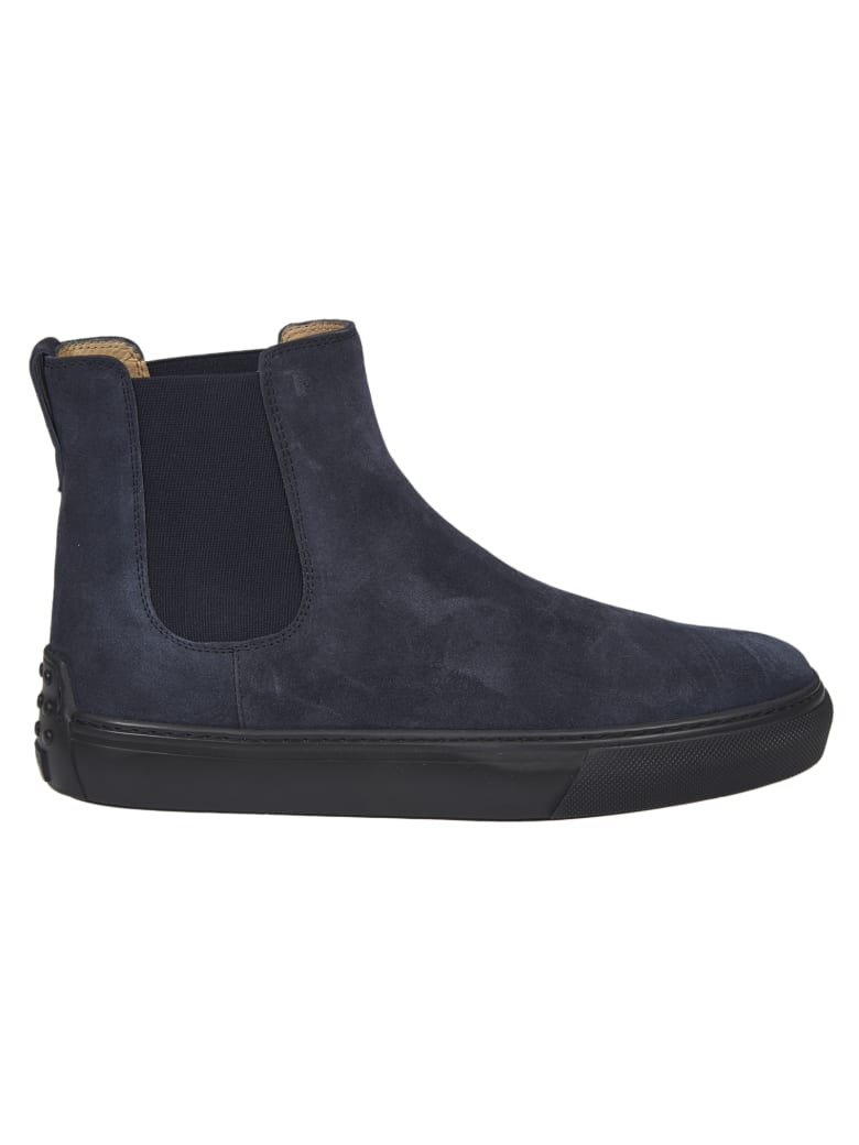 Tod's Ankle Boots - Blu