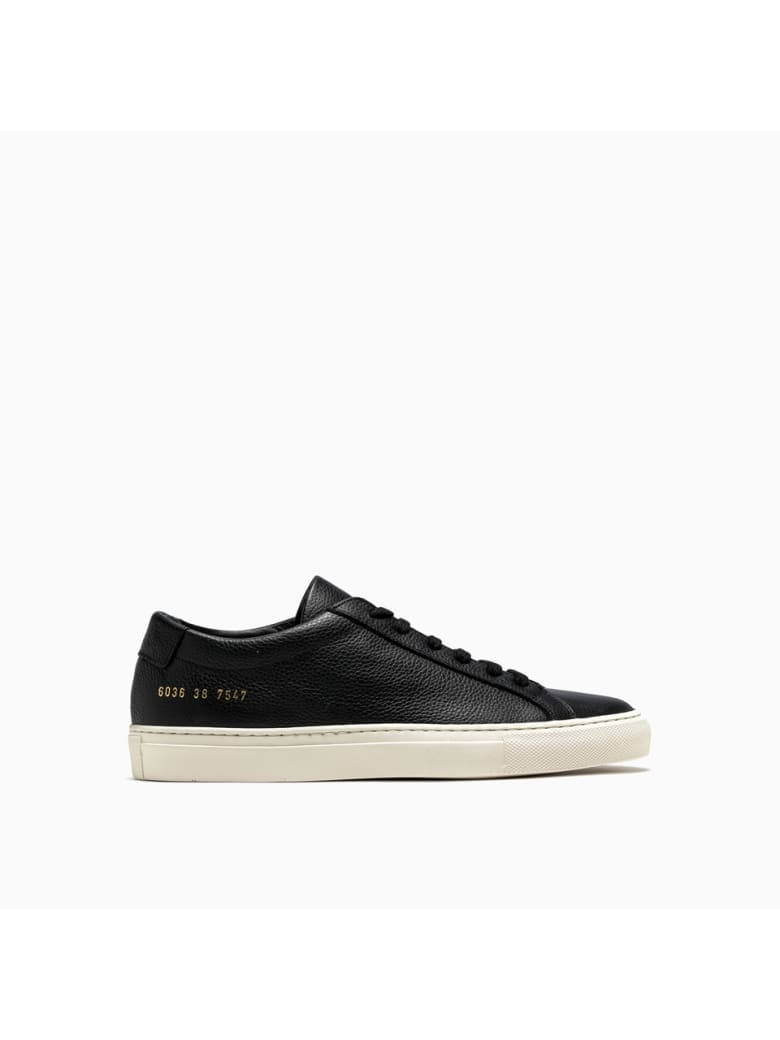 Common Projects Achilles Pebbled Sneakers 6036 - 7547
