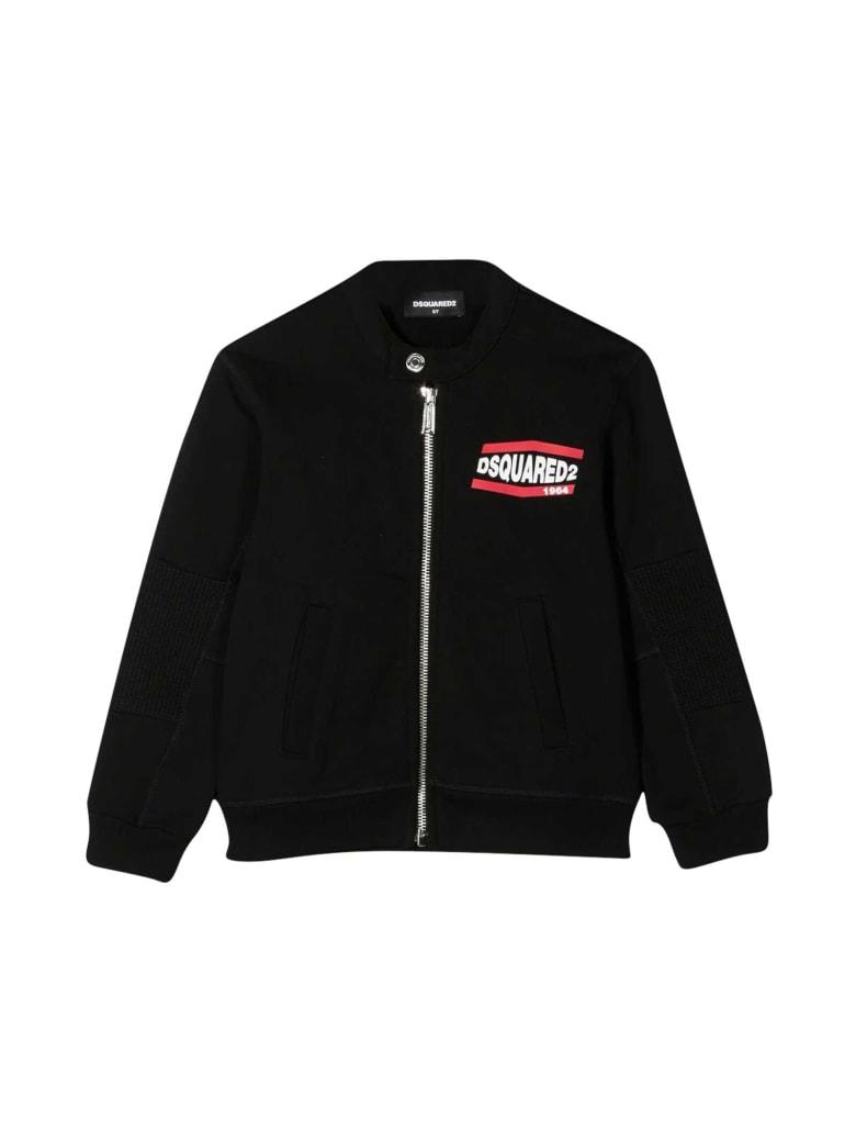 Dsquared2 Black Jacket - Nero