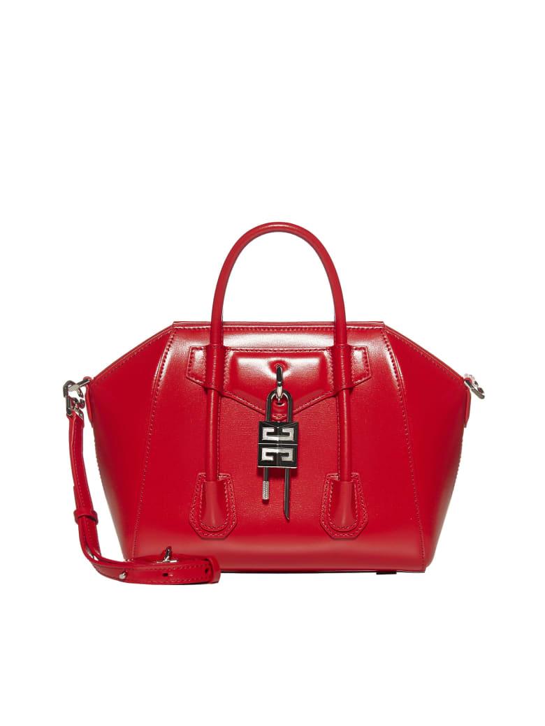 Givenchy Shoulder Bag - Red