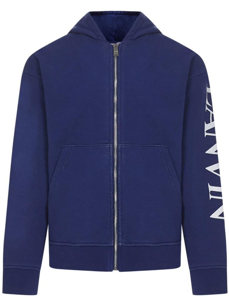 Lanvin Kids Sweatshirt - Blue