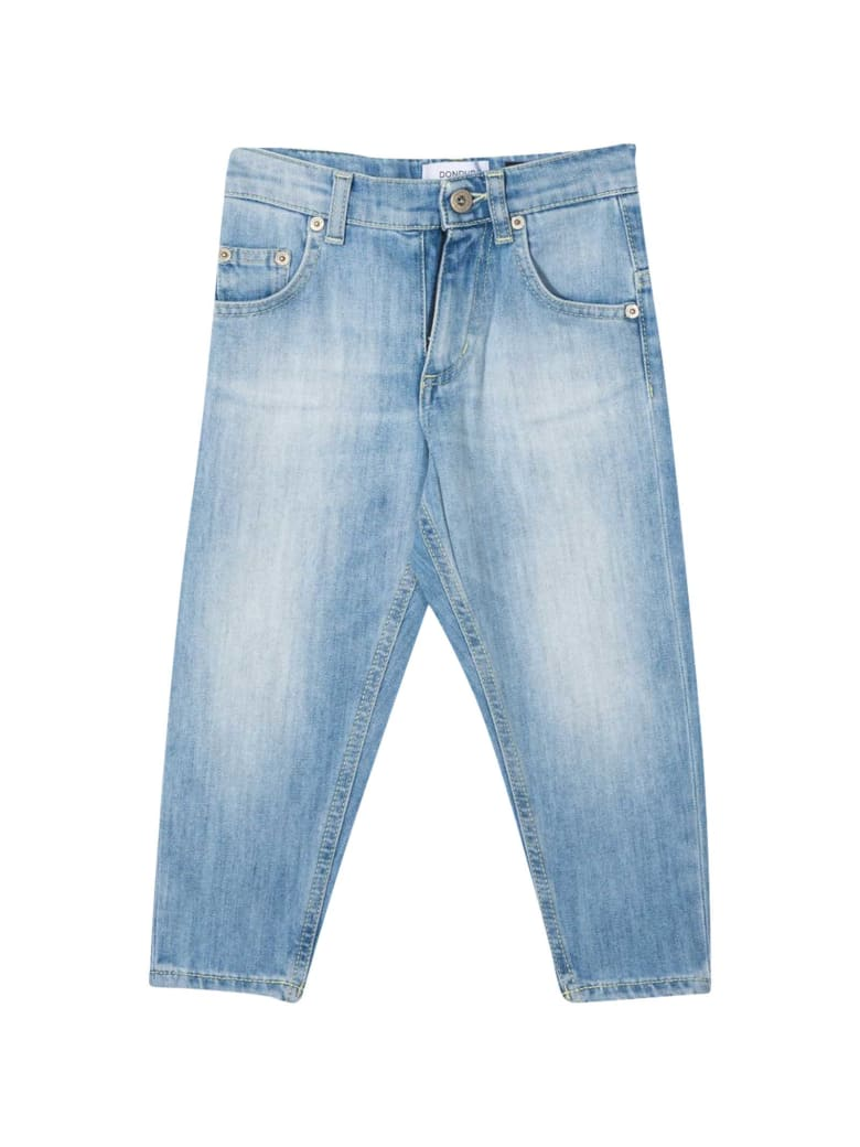 Dondup Denim Trousers - Blu Denim