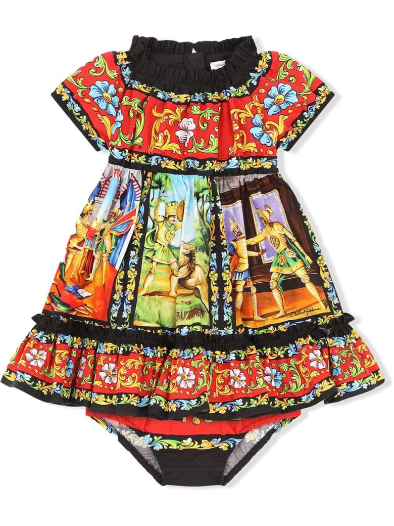 Dolce & Gabbana Multicolour Dress - Multicolor