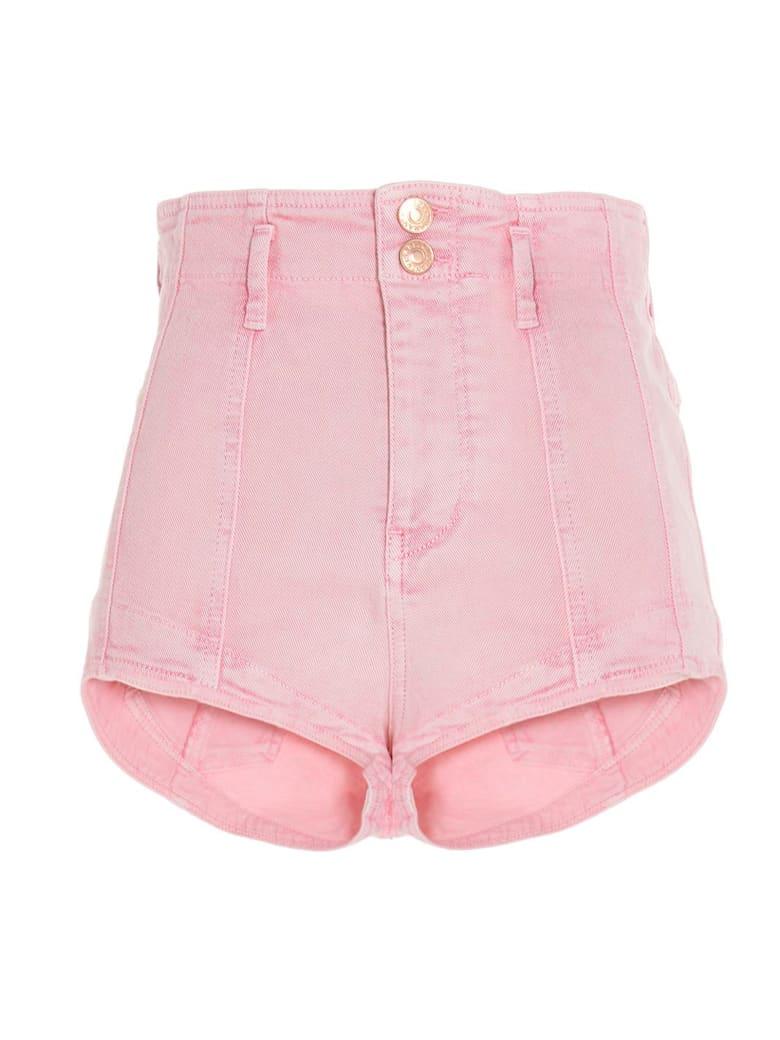 Isabel Marant 'deversonsr' Shorts - Pink