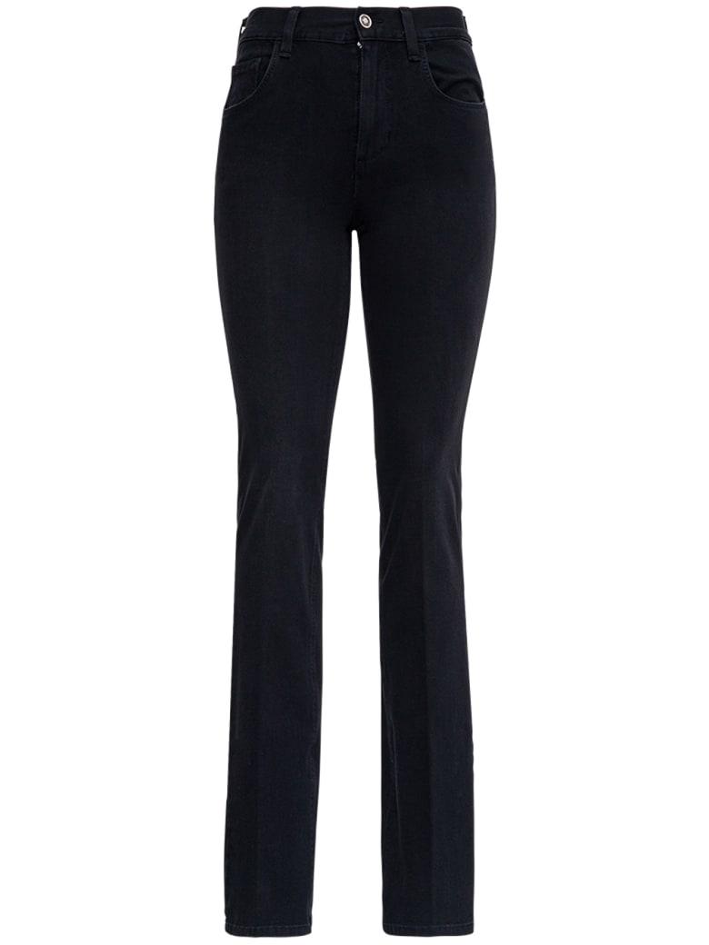 Liu-Jo Black Stretch Denim Jeans - Black