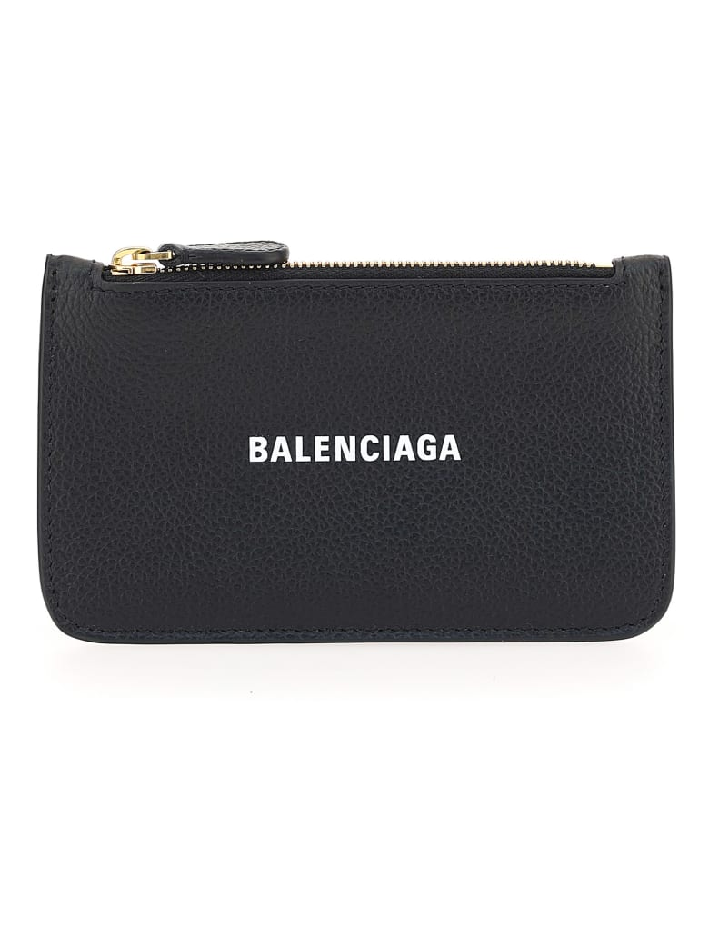 Balenciaga Card Holder - Nero