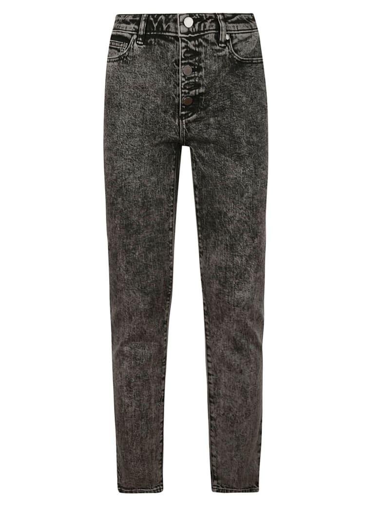 Michael Kors 4 Buttons Denim Jeans - Black