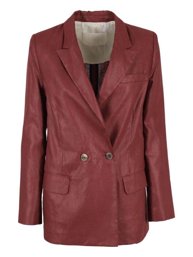 Tela Jacket - Bordeaux