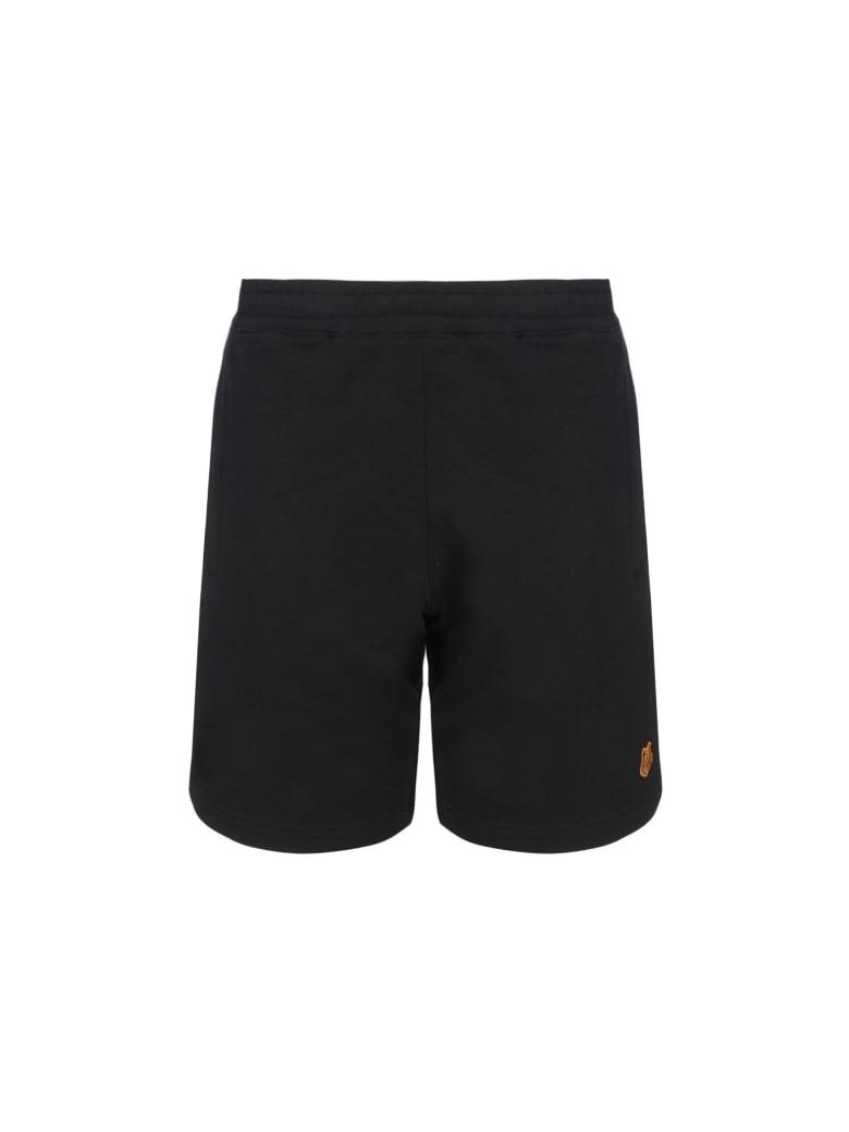 Kenzo Tiger Crest Bermuda Shorts - Noir