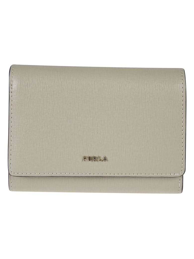 Furla Babylon Medium Compact Wallet - Marmo