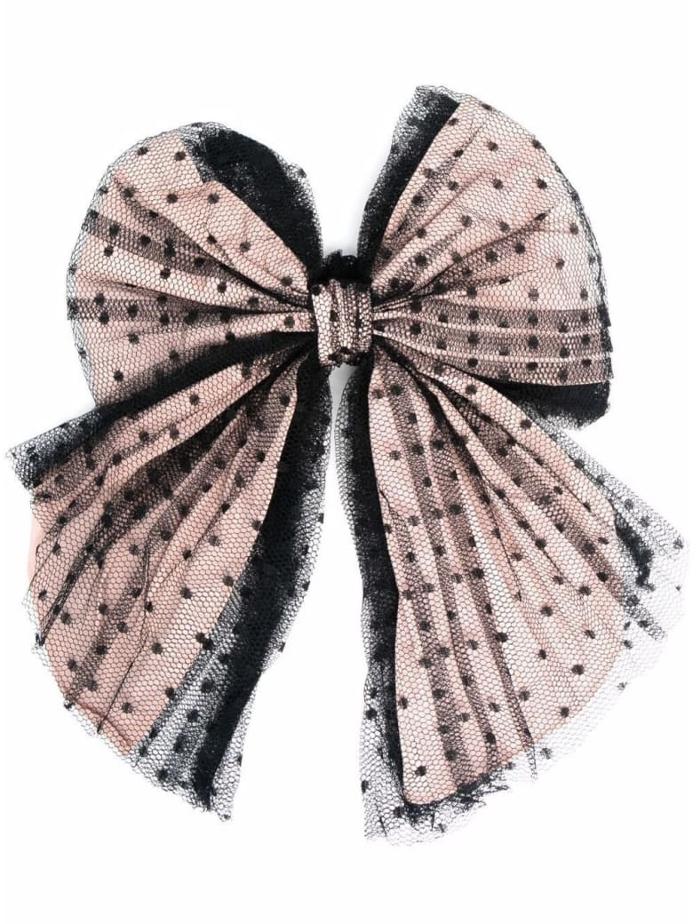 RED Valentino Hair Clip - Pink