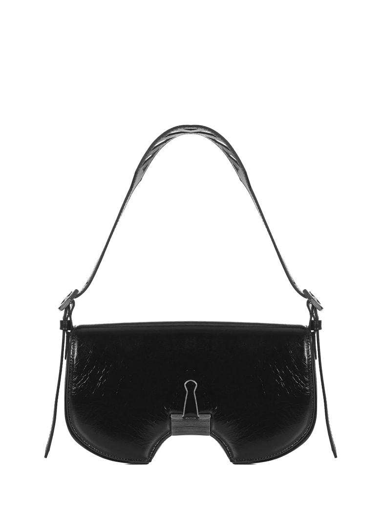 Off-White 'swiss Flap' Shoulder Bag - Black