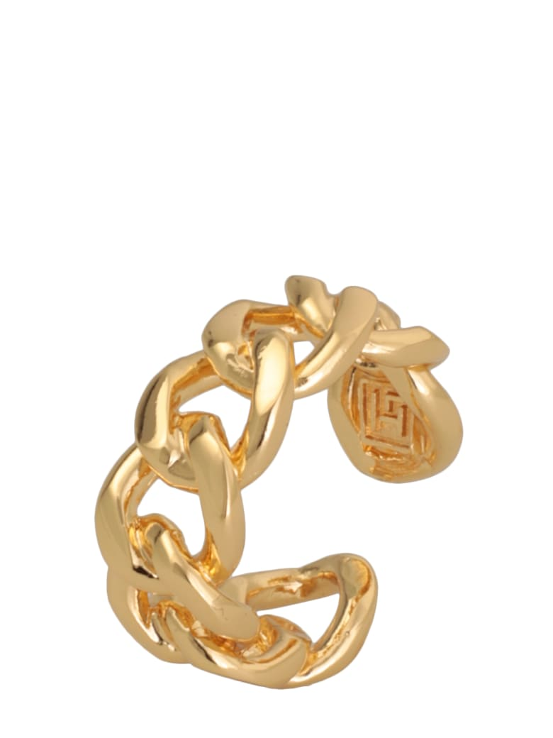 Federica Tosi Chain Ring - GOLD