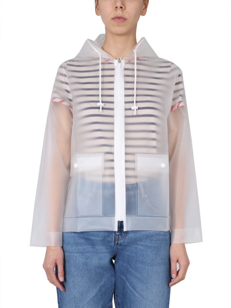 Saint James Ste Daphne Jacket - BIANCO