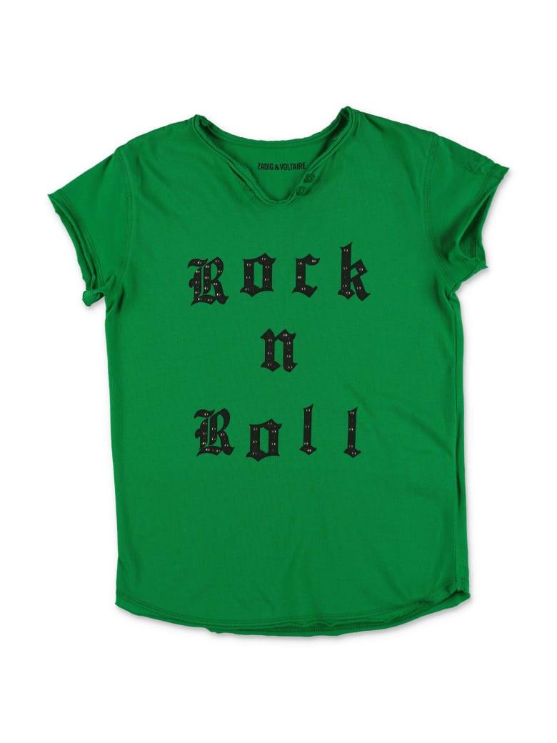 Zadig & Voltaire T-Shirt - Verde