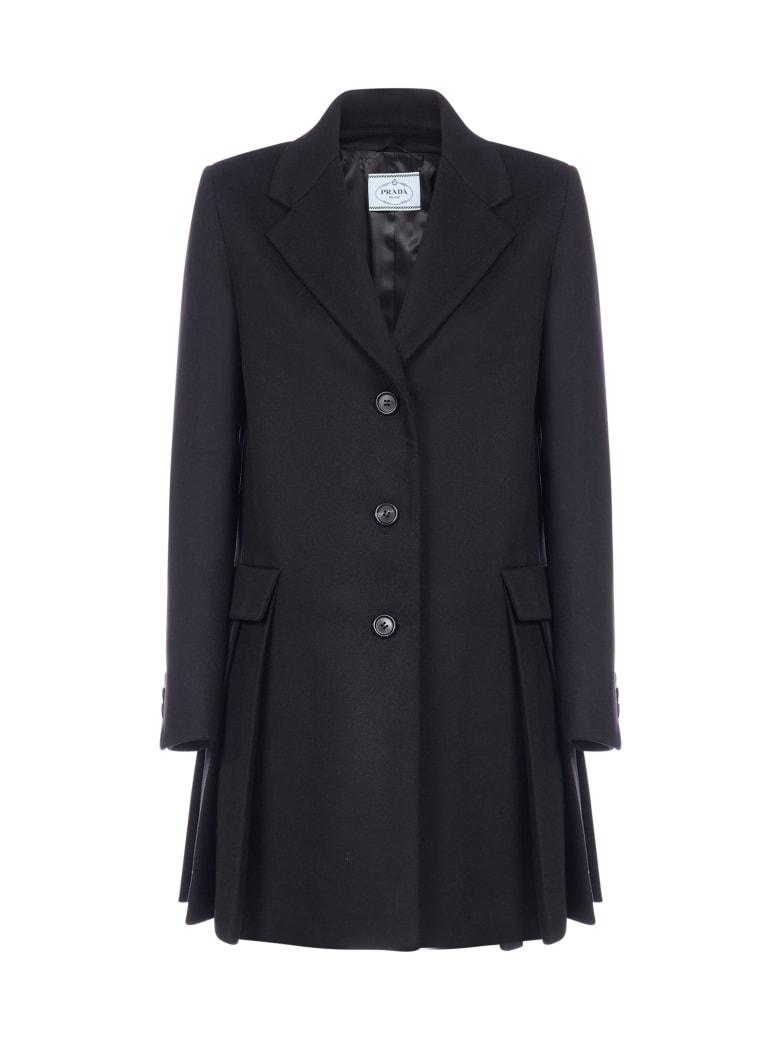Prada Coat - Nero