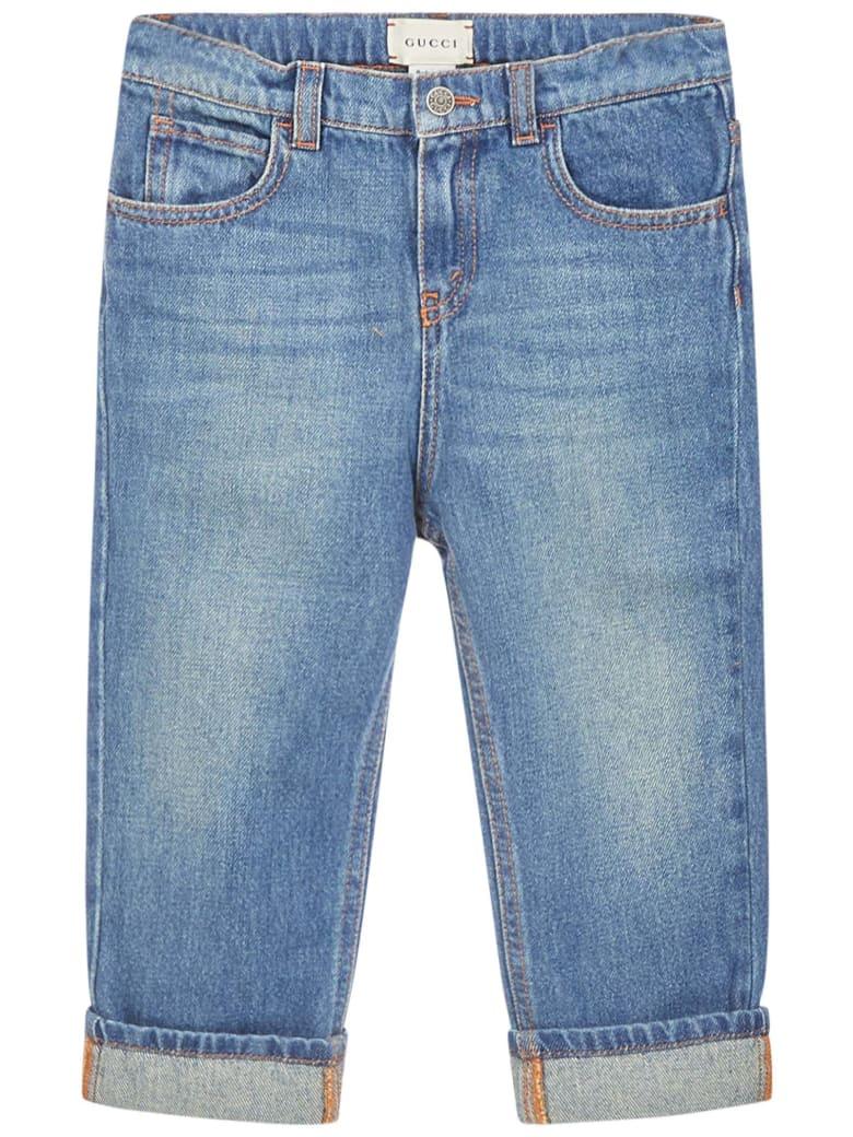 Gucci Junior Jeans - Blue