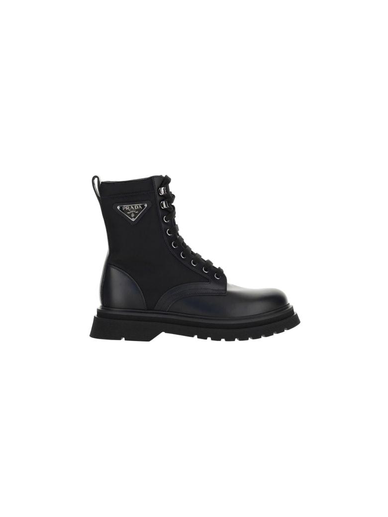Prada Ankle Boots - Nero