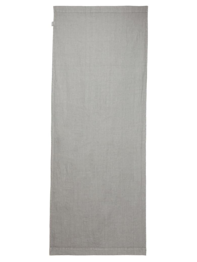 Once Milano Heavy Linen Runner - Grey