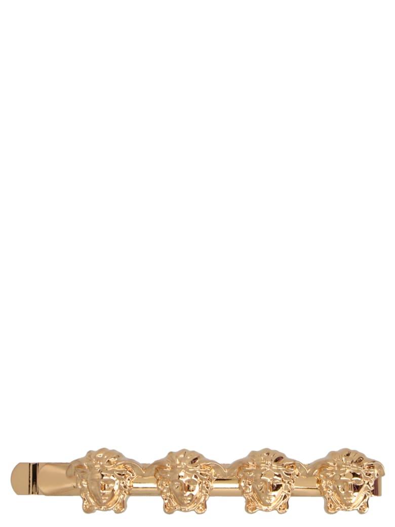 Versace Hair Pin - Gold