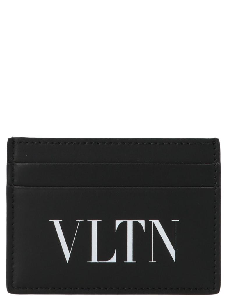 Valentino Garavani 'vltn' Cardholder - Black