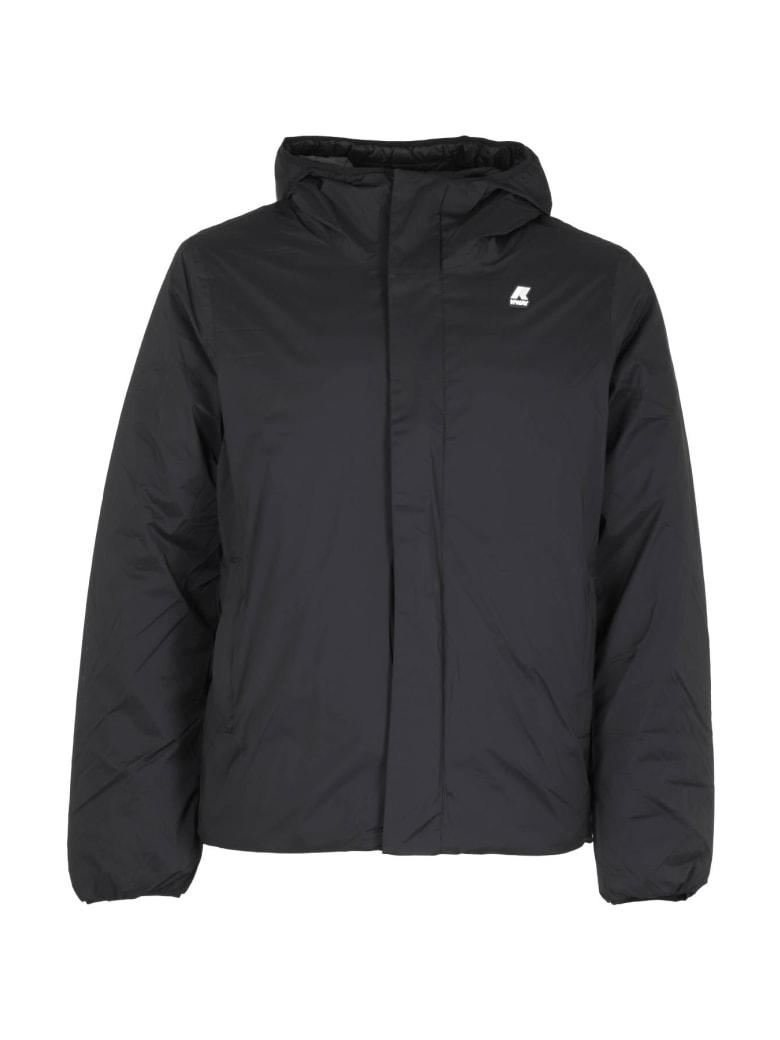 K-Way Jacket - Usy Nero
