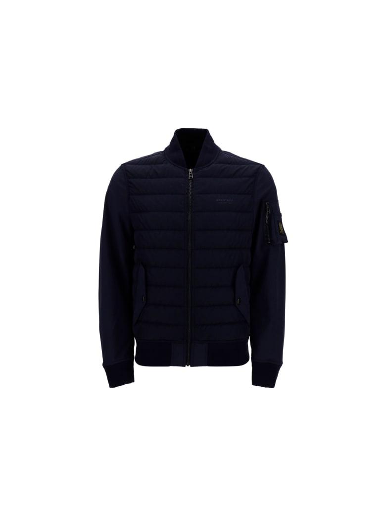 Belstaff Mantle Jacket - Dark navy