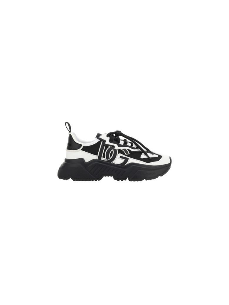 Dolce & Gabbana Sneakers - Bianco/nero