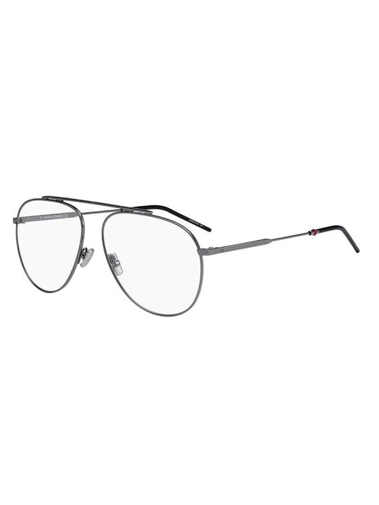 Christian Dior DIOR0221 Eyewear - Dk Ruthenium