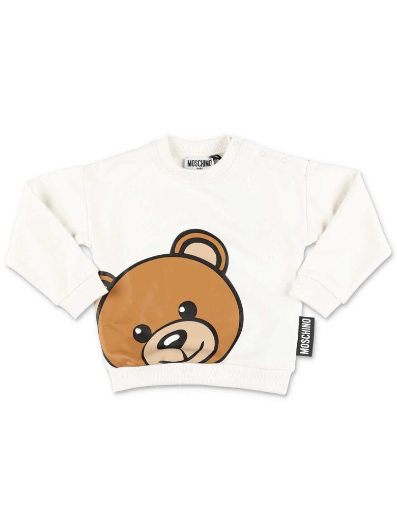 Moschino Sweater - Bianco