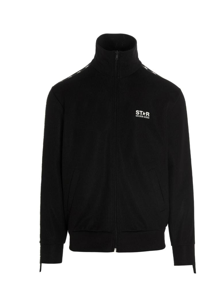 Golden Goose 'denis' Sweatshirt - Black