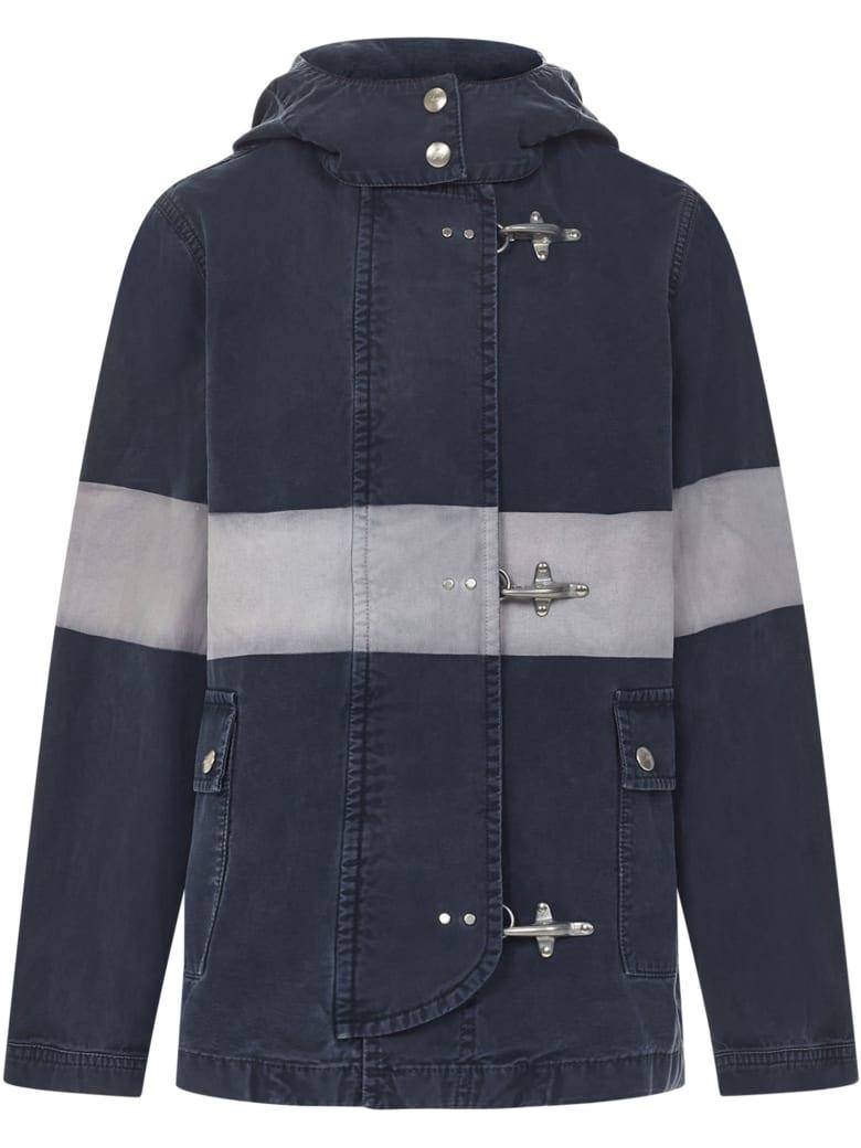 Fay Kids 3 Ganci Jacket - Blue