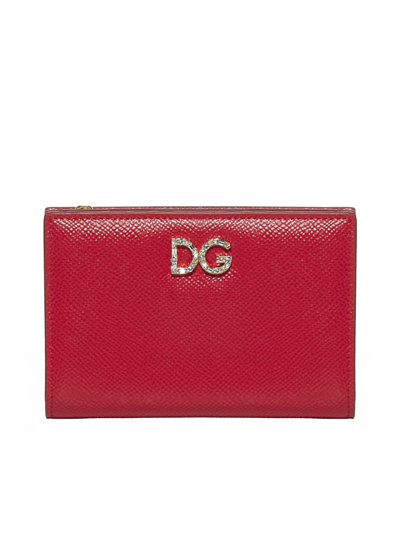 Dolce & Gabbana Wallet - Red