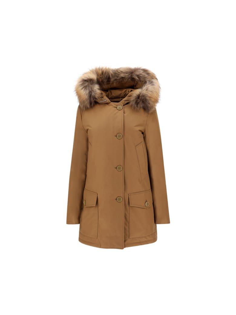 Woolrich Woolen Mills Woolrich Woolen Parka Arctic - Alaskan brown