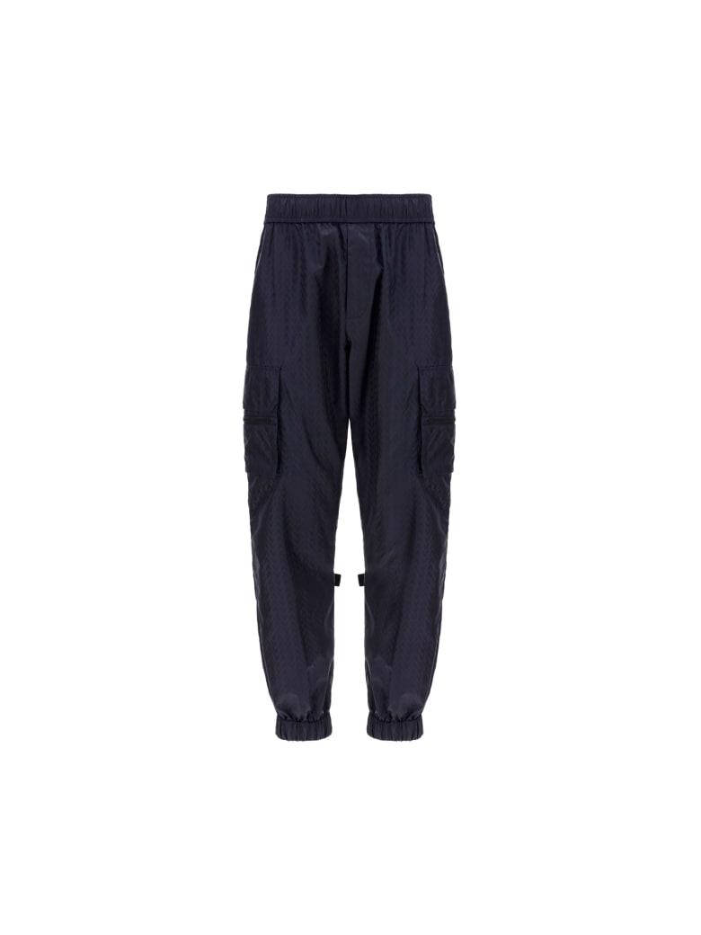 Valentino Pants - Blu chiaro/blu scuro