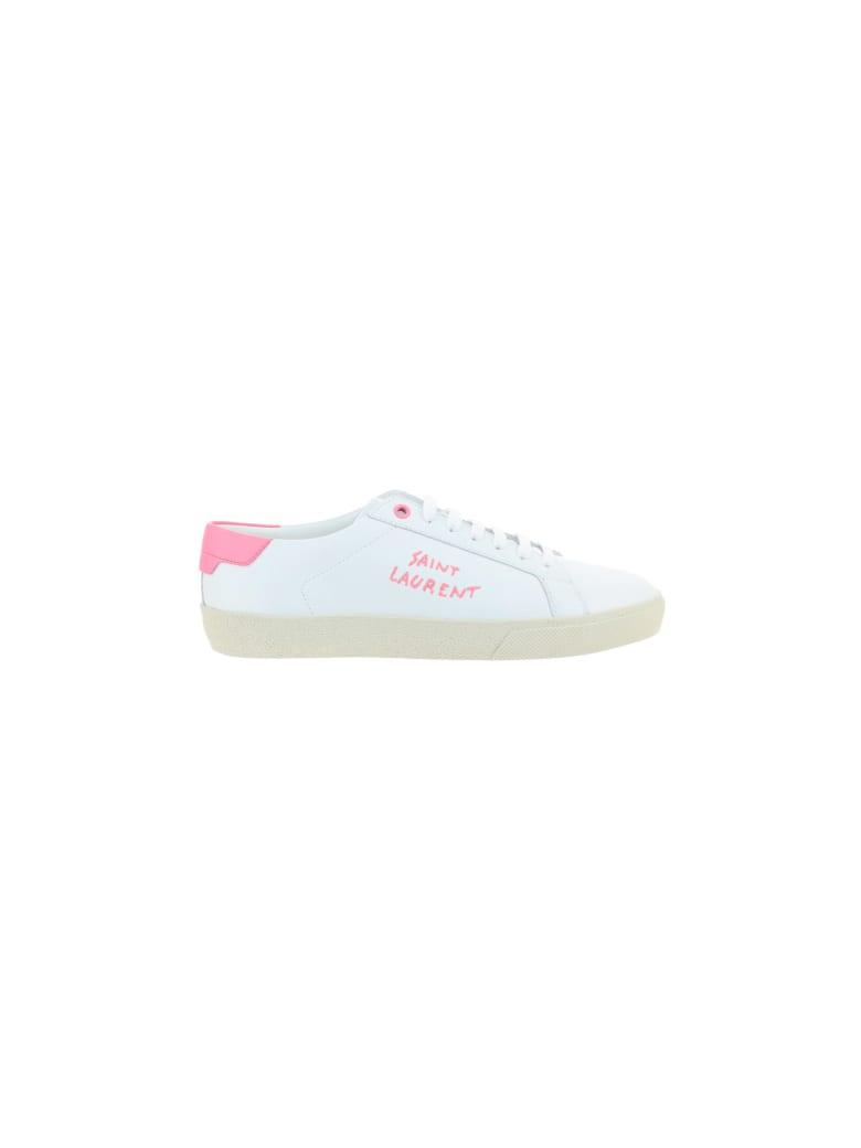 Saint Laurent Sneakers - Blanc optique/ivress