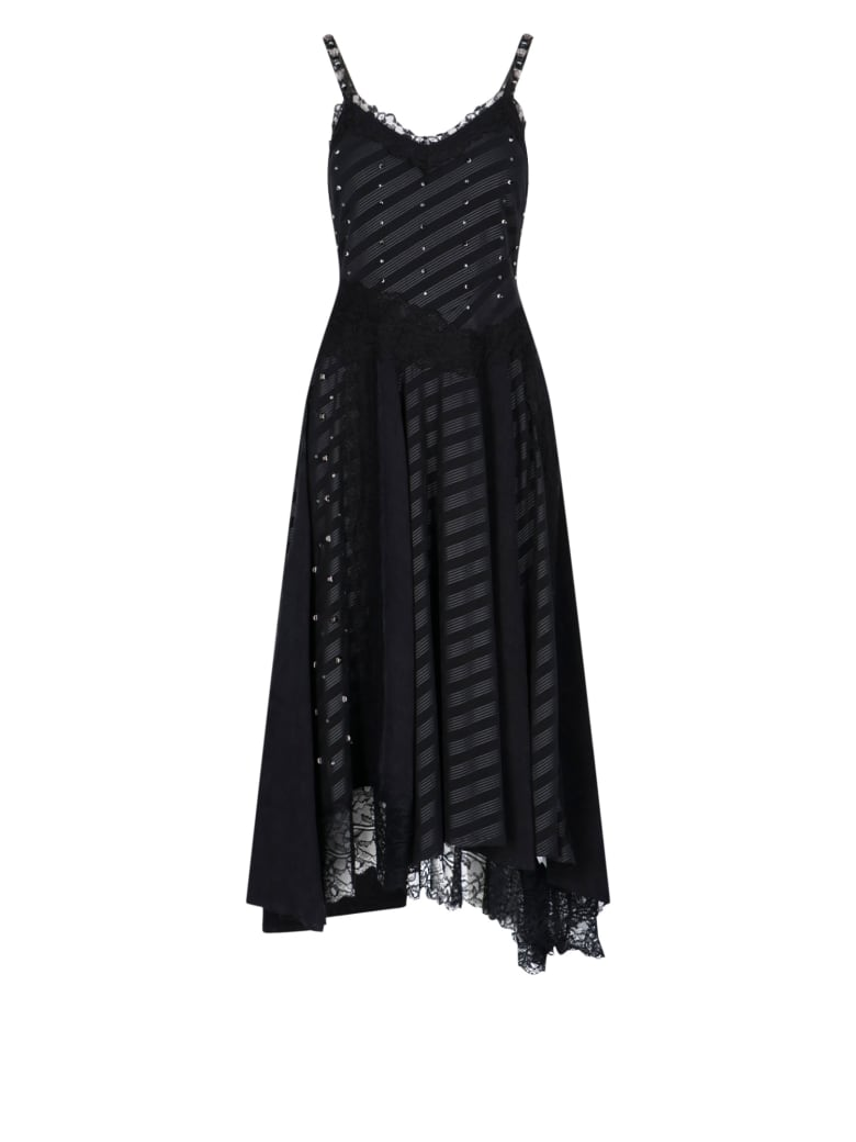 Koché Dress - Black