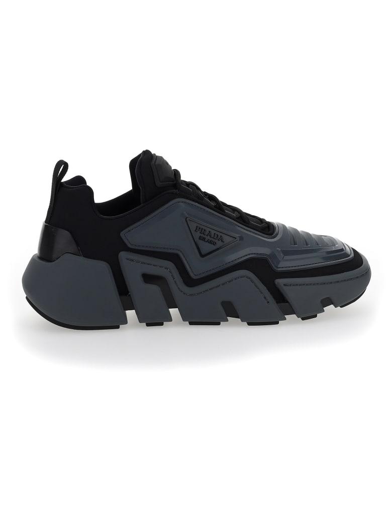 Prada Sneakers - Nero+smog 1