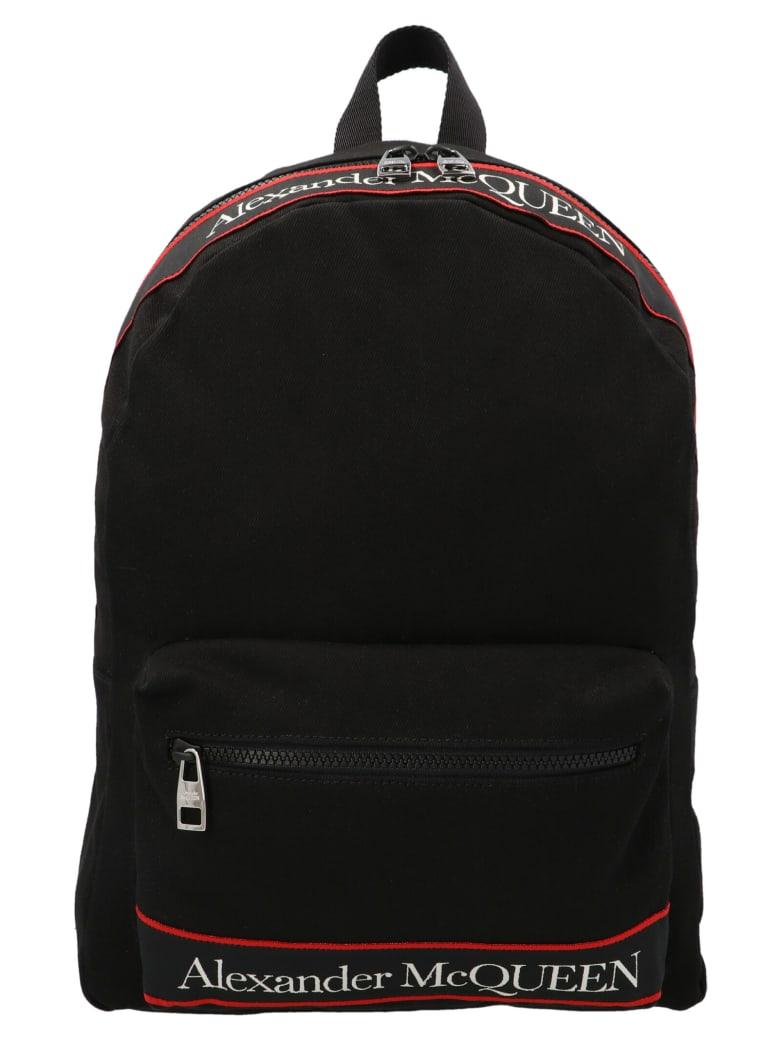 Alexander McQueen Backpack - Nero