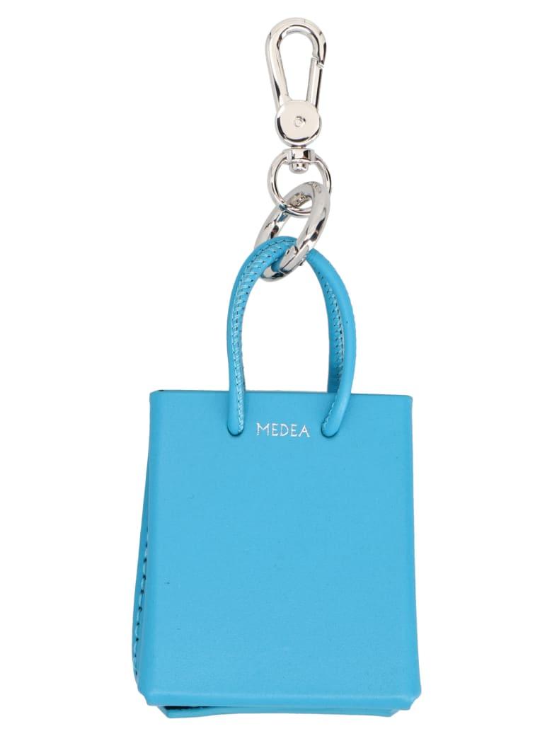 Medea 'mini Medea' Keyring - Blue