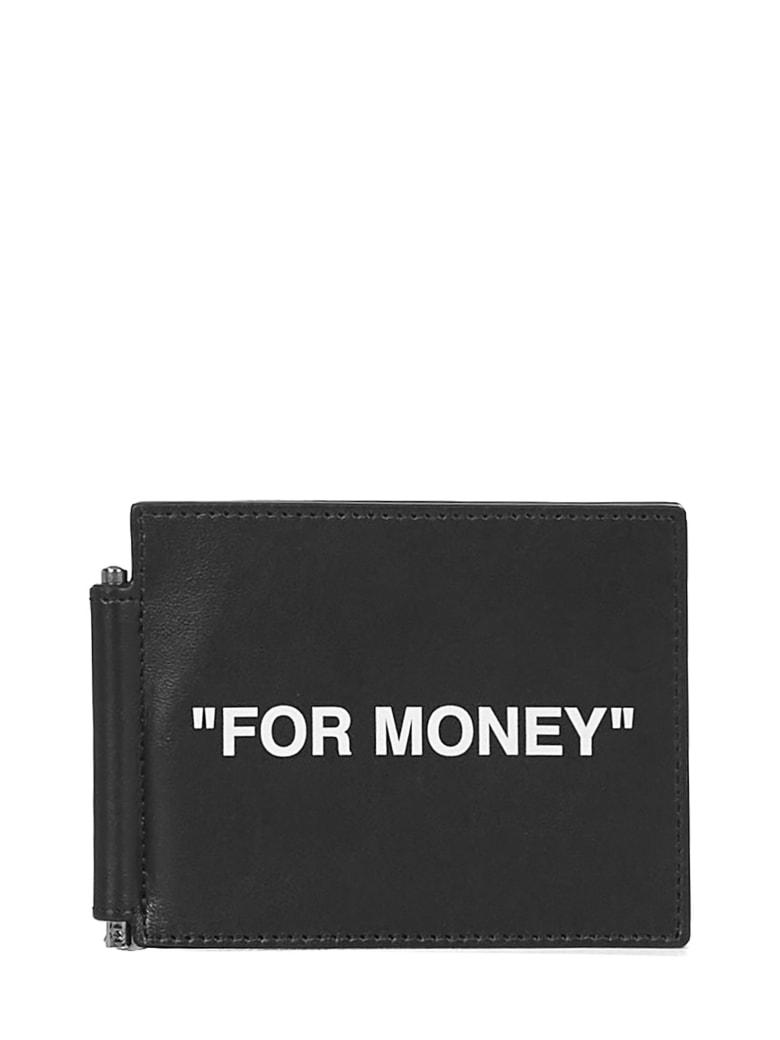 Off-White Wallet - Black
