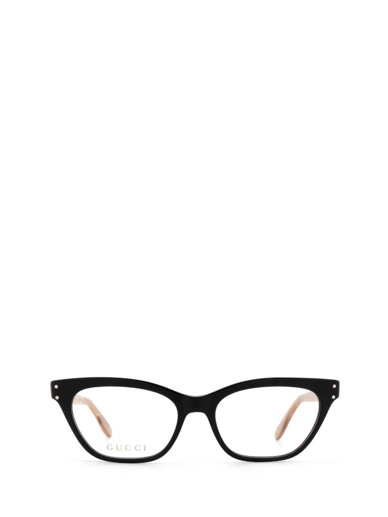 Gucci Gucci Gg0570o Black Glasses - Black