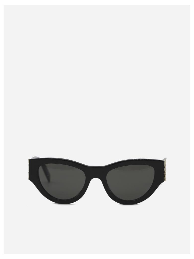 Saint Laurent Sl M94 Sunglasses - Black