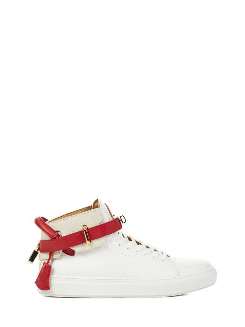 Buscemi 100mm Sneakers - White