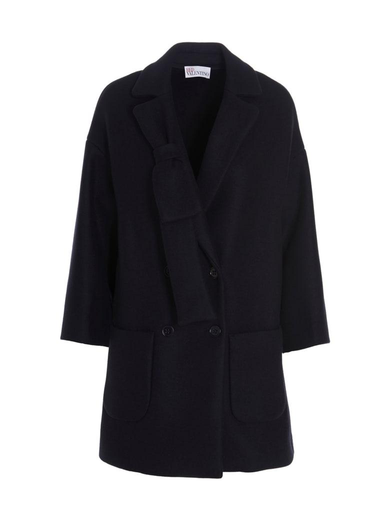 RED Valentino Coat - Blue