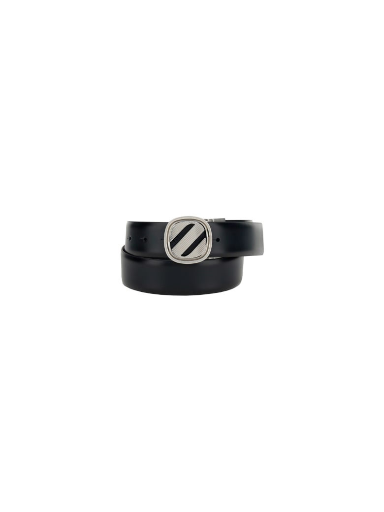 Ermenegildo Zegna Z Zegna Belt - Black