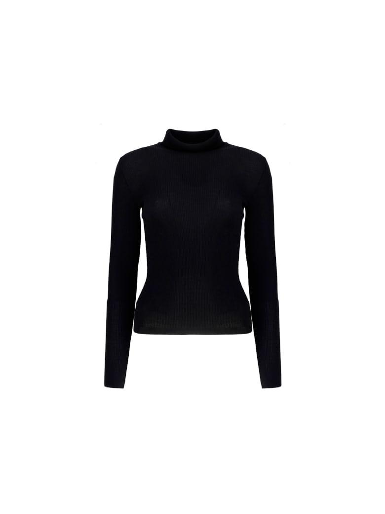 Saint Laurent Turtleneck Sweater - Noir