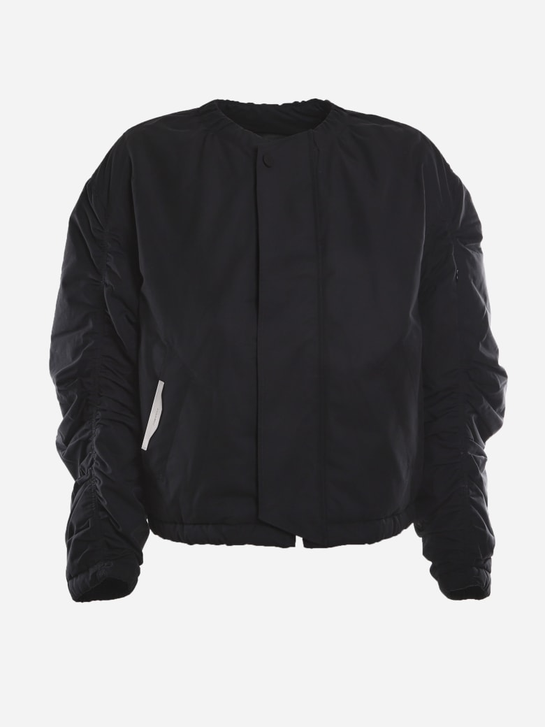 A-COLD-WALL Jacket Made Of Cotton Blend With Nylon Inserts - Black