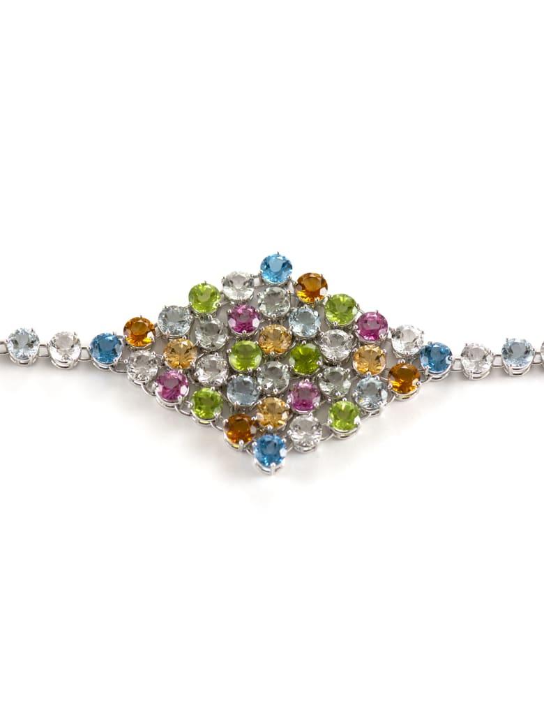 Lo Spazio Jewelry Lo Spazio Estate Bracelet - Multicolor
