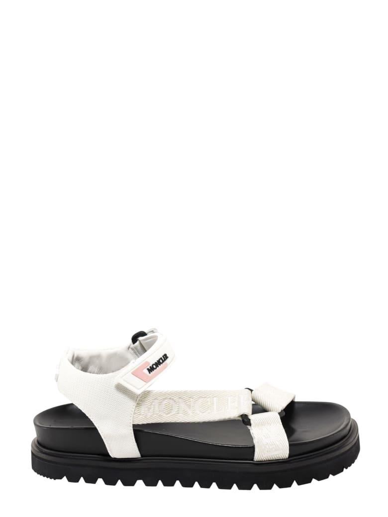 Moncler Sandals - White